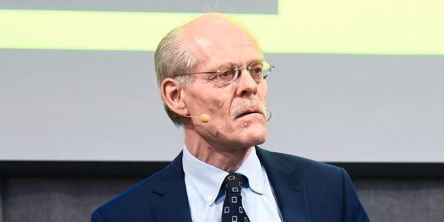 Riksbankens chef Stefan Ingves.  Claudio Bresciani/TT / TT NYHETSBYRÅN