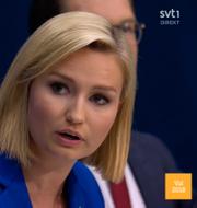 Ebba Busch Thor SVT