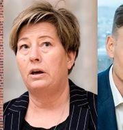 Malin Ackholt, HRF, och Torbjörn Granevärn, Visita Mostphotos, Sören Andersson, TT