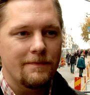 Günther Mårder, vd för Företagarna.  Julia Engsröm / TT / TT NYHETSBYRÅN