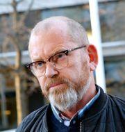 Byggnads ordförande Johan Lindholm Christine Olsson/TT / TT NYHETSBYRÅN