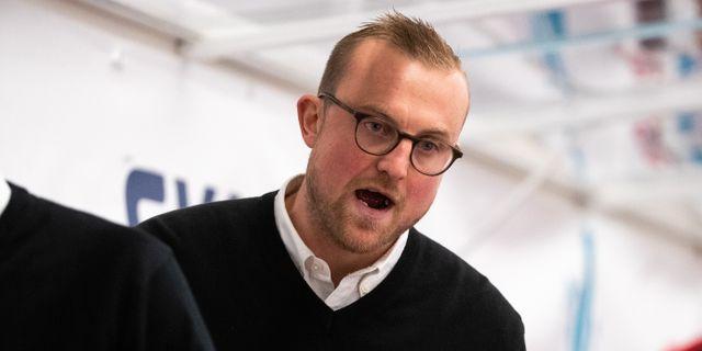 Jeff Jakobs.  DANIEL ERIKSSON / BILDBYRÅN