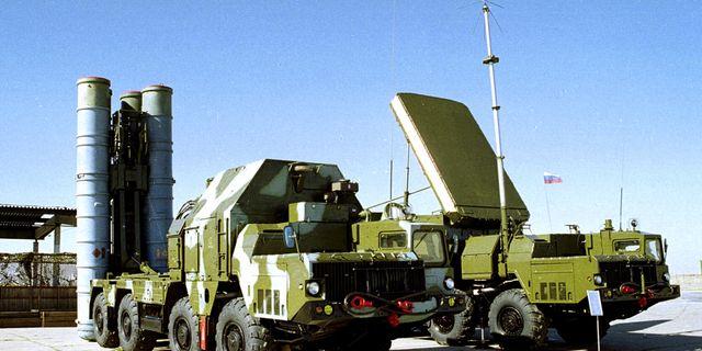 Ett ryskt S-300-system. STR / AP