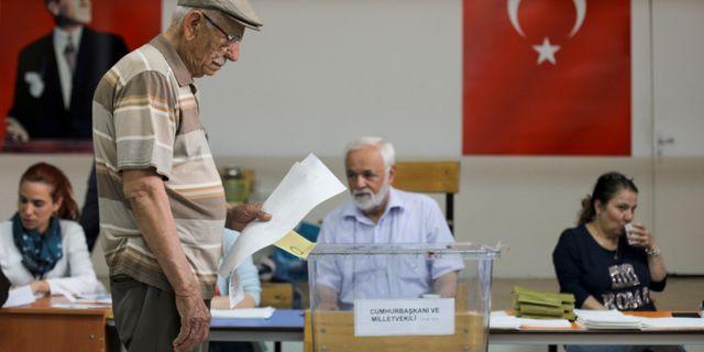 Vallokal i Ankara. STOYAN NENOV / TT NYHETSBYRÅN