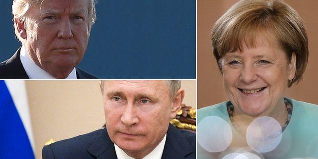 Lavrov lyckas skylla alla konflikter pa vastvarlden