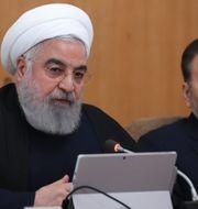 Hassan Rouhani HO / Iranian Presidency