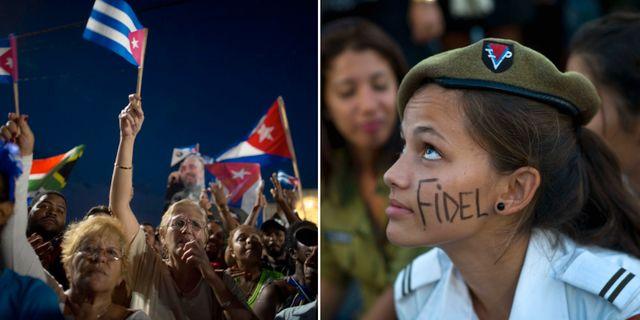 Castro avgar som partiledare