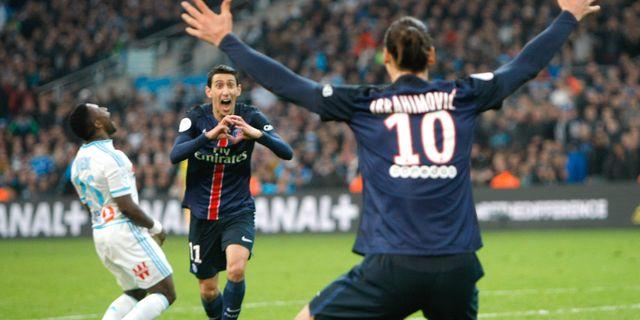"""Zlatans mål och assist gav seger i """"Le Classique"""" - Omni 267f701dbdd06"""
