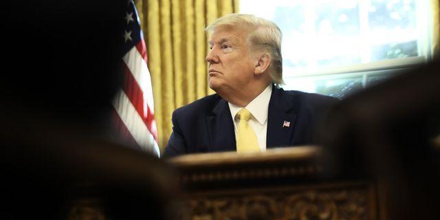 President Donald Trump. TT.