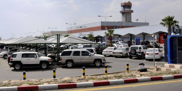 Abhas flygplats. TT / AFP