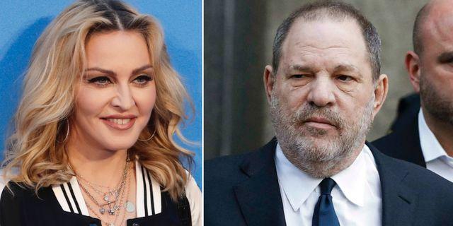 Madonna / Harvey Weinstein. TT