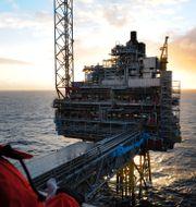 Oljeplattformen Oseberg. Marit Hommedal / SCANPIX NORWAY