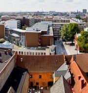 Malmö.  Malmö stad.