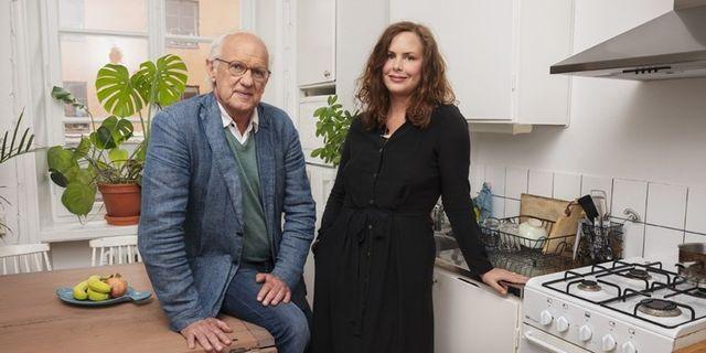 Lasse Övling och Hanna Hellquist. Mattias Ahlm/Sveriges Radio