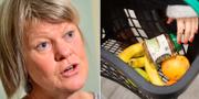 Ulla Andersson tycker att M-förslaget om villkorat försörjningsstöd är klassförakt. TT