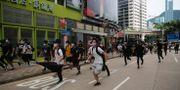 Hongkong. Kin Cheung / TT NYHETSBYRÅN