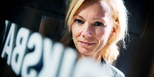 Karolina Ekholm. Annika af Klercker / SvD / TT / TT NYHETSBYRÅN
