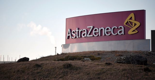 Astra Zenecas kontor utanför Södertälje. Pontus Lundahl/TT / TT NYHETSBYRÅN