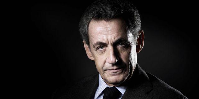 Nicolas Sarkozy.  JOEL SAGET / AFP