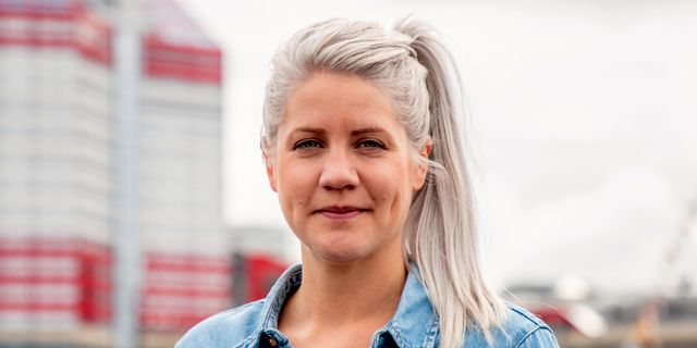 Emma Knyckare.  Adam Ihse/TT / TT NYHETSBYRÅN