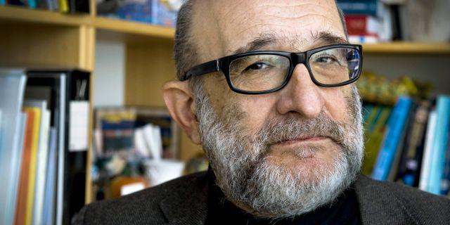 Jerzy Sarnecki. Claudio Bresciani / TT / TT NYHETSBYRÅN