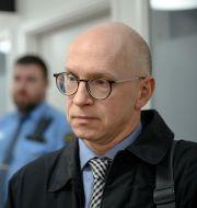 Jim Westerberg. Björn Larsson Rosvall/TT / TT NYHETSBYRÅN