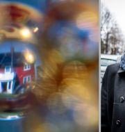 Karolina Ekholm, professor vid Stockholms universitet.  TT