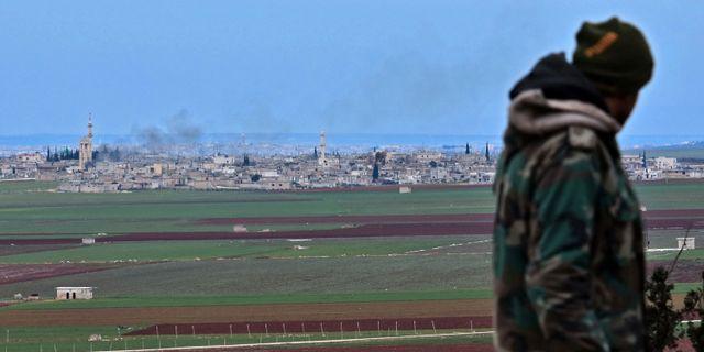 Syriska styrkor i Aleppo. - / AFP