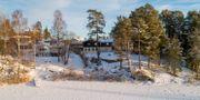 Familjens bostad i Fjellhammer Tore Meek/NTB-Scanpix/TT / TT NYHETSBYRÅN