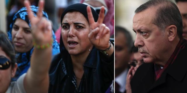 Turkiet upprepar krav till usa