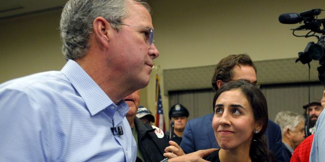 Bush vill tala inrikespolitik