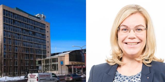 Lenita Ericson blir nytt S-kommunalråd i Luleå. Wikimedia  / Snowgarden AB