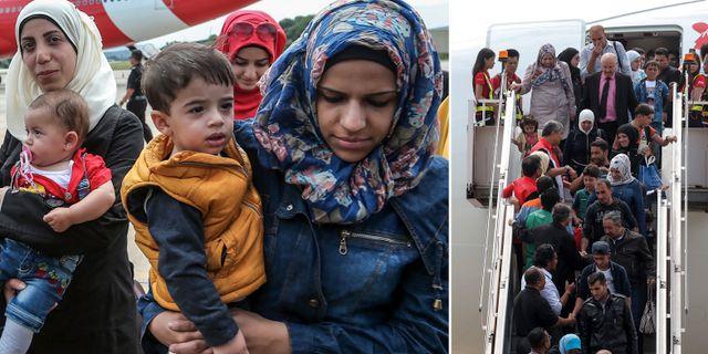 Flyktingutredning valkomnas