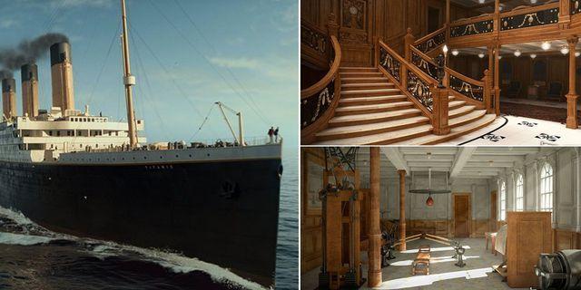 Titanic II kommer att lätta ankar 2022. Blue Star Line