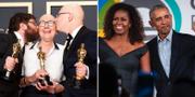 Steven Bognar, Julia Reichert och Jeff Reichert/Michelle och Barack Obama. TT