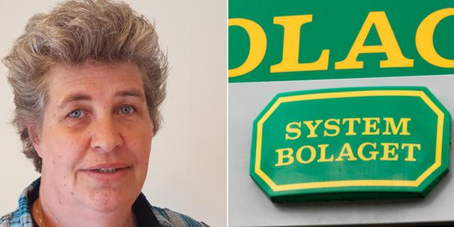Carina Gullberg (S), kommunstyrelsens ordförande  i Gullspång. Pressbild Gullspångs kommun / TT.