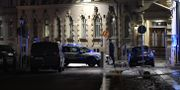 Polis och räddningstjänst vid synagogan i centrala Göteborg. Arkivbild. Björn Larsson Rosvall/TT / TT NYHETSBYRÅN