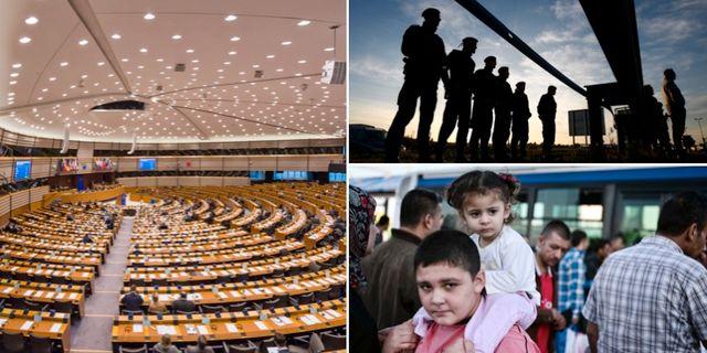 Ungern rostar om eus asylfordelning