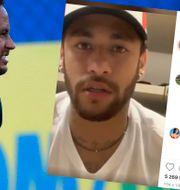 Neymar Leo Correa / TT NYHETSBYR≈N/ NTB Scanpix