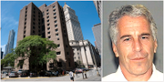 Metropolitan Correctional Center i New York/Jeffrey Epstein. TT
