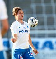 Simon Thern när han spelade i IFK Norrköping.  JOSEFINE LOFTENIUS / BILDBYRÅN