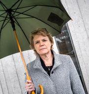 Harriet Wallberg professor på Karolinska institutet.  Magnus Hjalmarson Neideman/SvD/TT / TT NYHETSBYRÅN