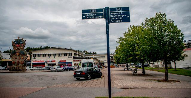"""Lövgärdet i Göteborg – en av stadsdelarna som räknas som """"särskilt utsatt"""" av polisen. ADAM IHSE / TT / TT NYHETSBYRÅN"""