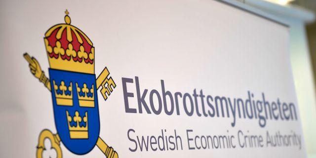 Ekobrottsmyndigheten Stina Stjernkvist/TT / TT NYHETSBYRÅN
