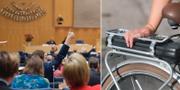 Budgeten som röstades igenom kommer troligen påverka elcykelbidraget. TT