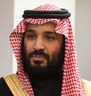 Muhammed bin Salman. BRYAN R. SMITH / AFP