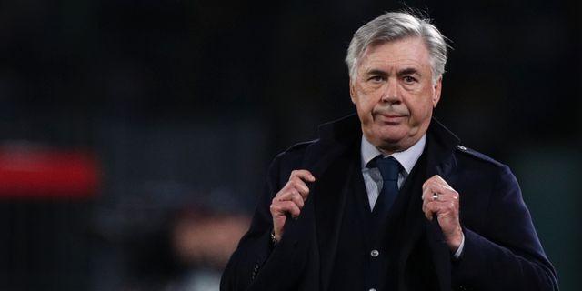 Carlo Ancelotti. CESARE PURINI / BILDBYRÅN