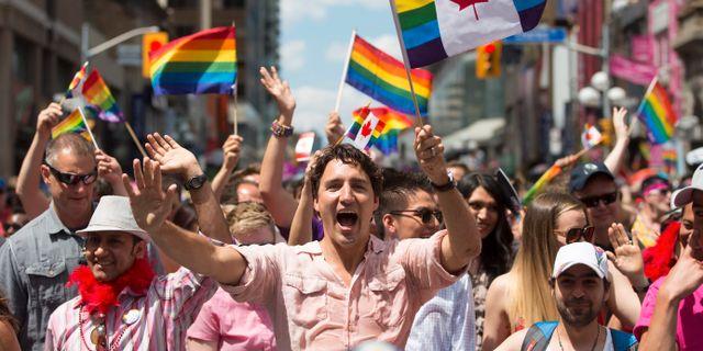 Trudeau tillbaka i maktens mitt