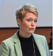 Anna-Karin Hatt och Rutger Arnhult. TT