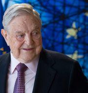 George Soros. Olivier Hoslet / TT NYHETSBYRÅN/ NTB Scanpix